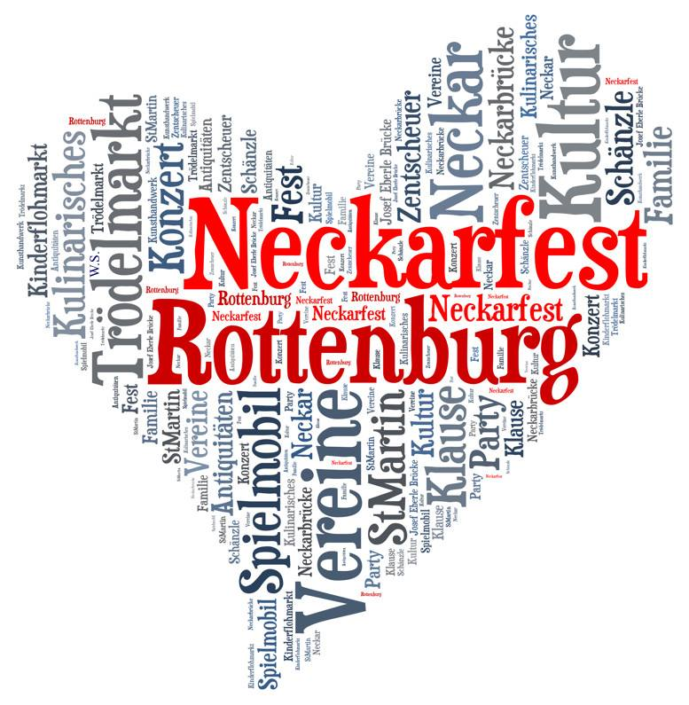 Neckarfest Schlagworte