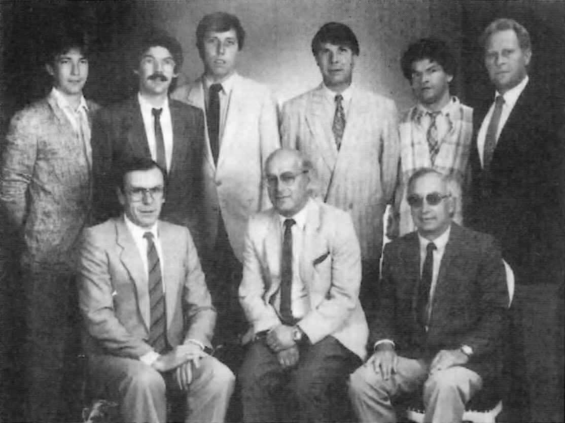 Vorstand 1986