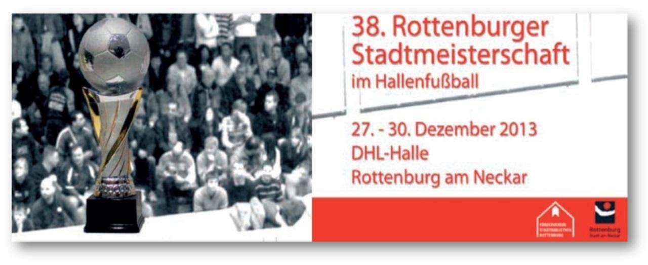 38. Rottenburger Stadtpokal 2013