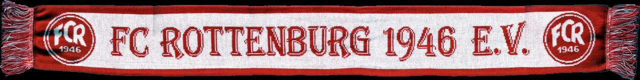 Schal FC Rottenburg