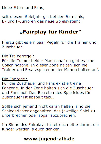 Fairplay für Kinder (2)