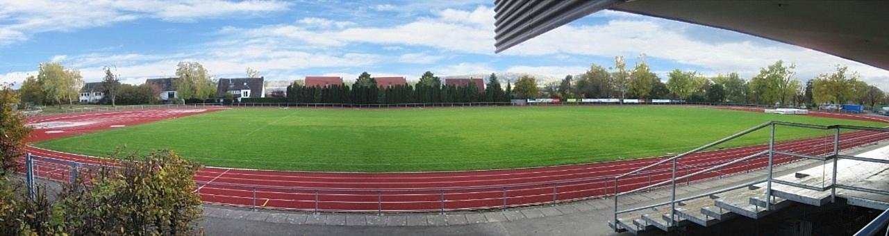 Hohenbergstadion Panorama