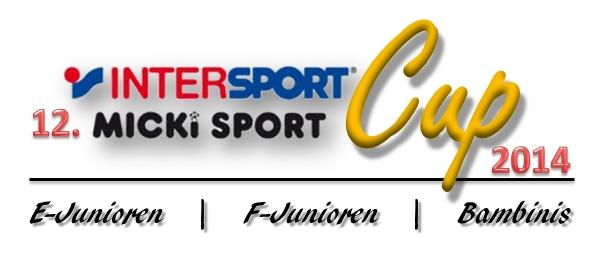 12.Micki Sport Cup 2014 Logo