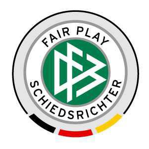 DFB Fairplay Schir