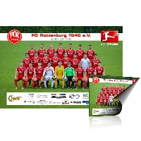 FCR Kollektion 2014_Poster Herren I 2014-15