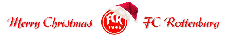 Merry Christmas FC Rottenburg