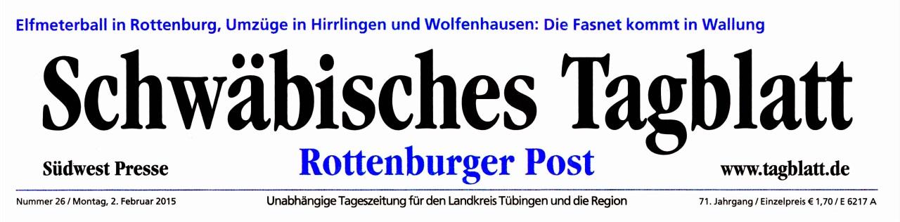 2015.02.02_Titel Schwäbisches Tagblatt Nr.26