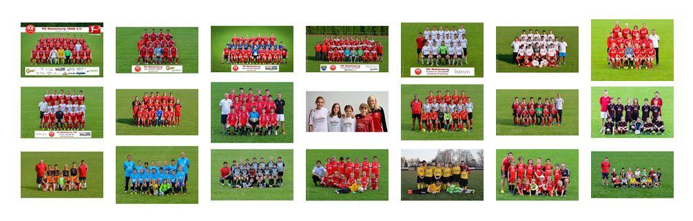 Team-Collage