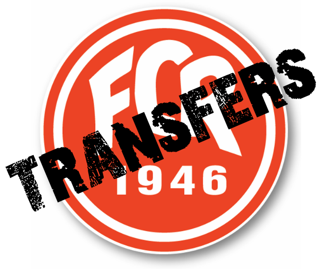 Transfer mit Wappen