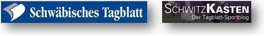Schwäbisches Tagblatt und Schwitzkasten Logo