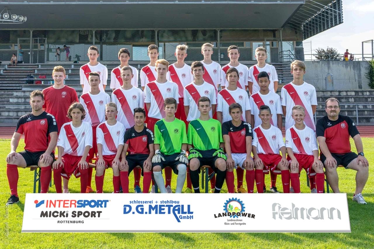 FC Rottenburg U15
