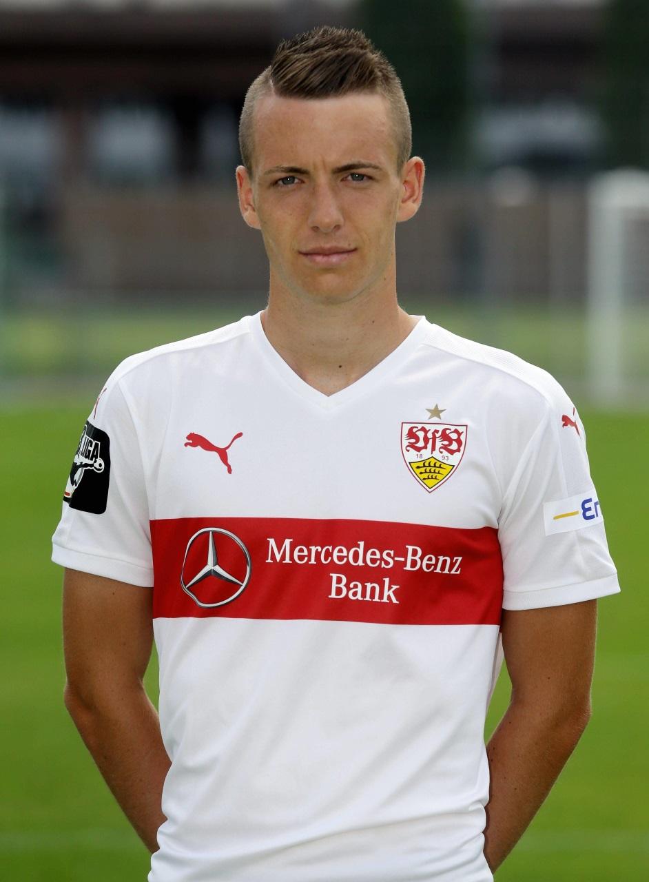 Max Besuschkow (18), VfB Stuttgart