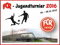 FCR-Jugendturnier 2016