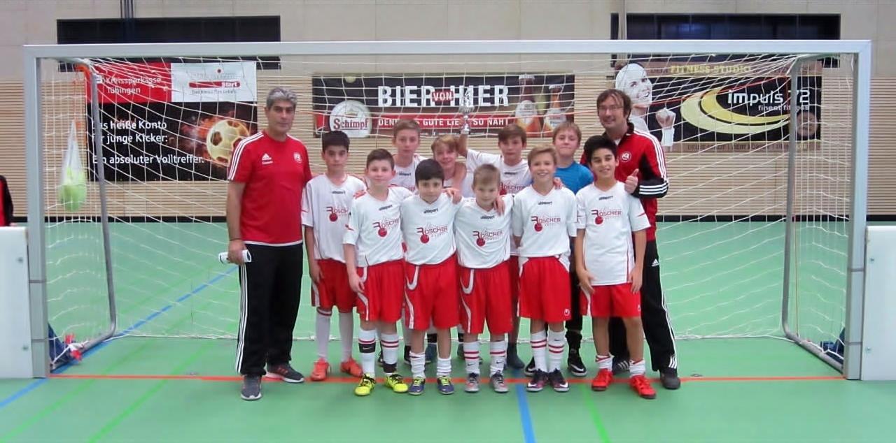 FC Rottenburg | D1-Junioren | 3. Platz