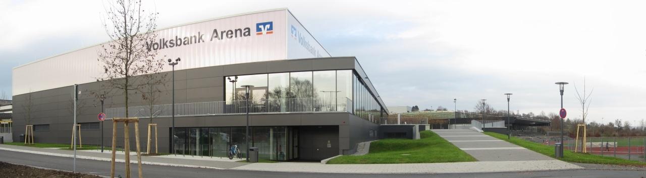 Volksbank Arena Rottenburg