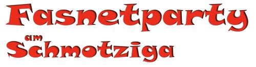Fasnetparty am Schmotziga Logo_500