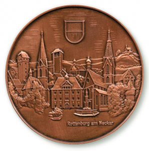 Bronz-Medaille 2016