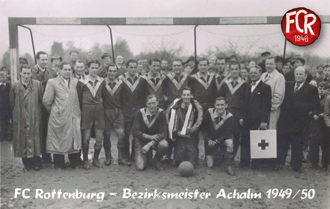 FC Rottenburg - Bezirksmeister Achalm 1949-50_3
