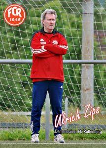 Ulrich Zips - Damentrainer FC Rottenburg