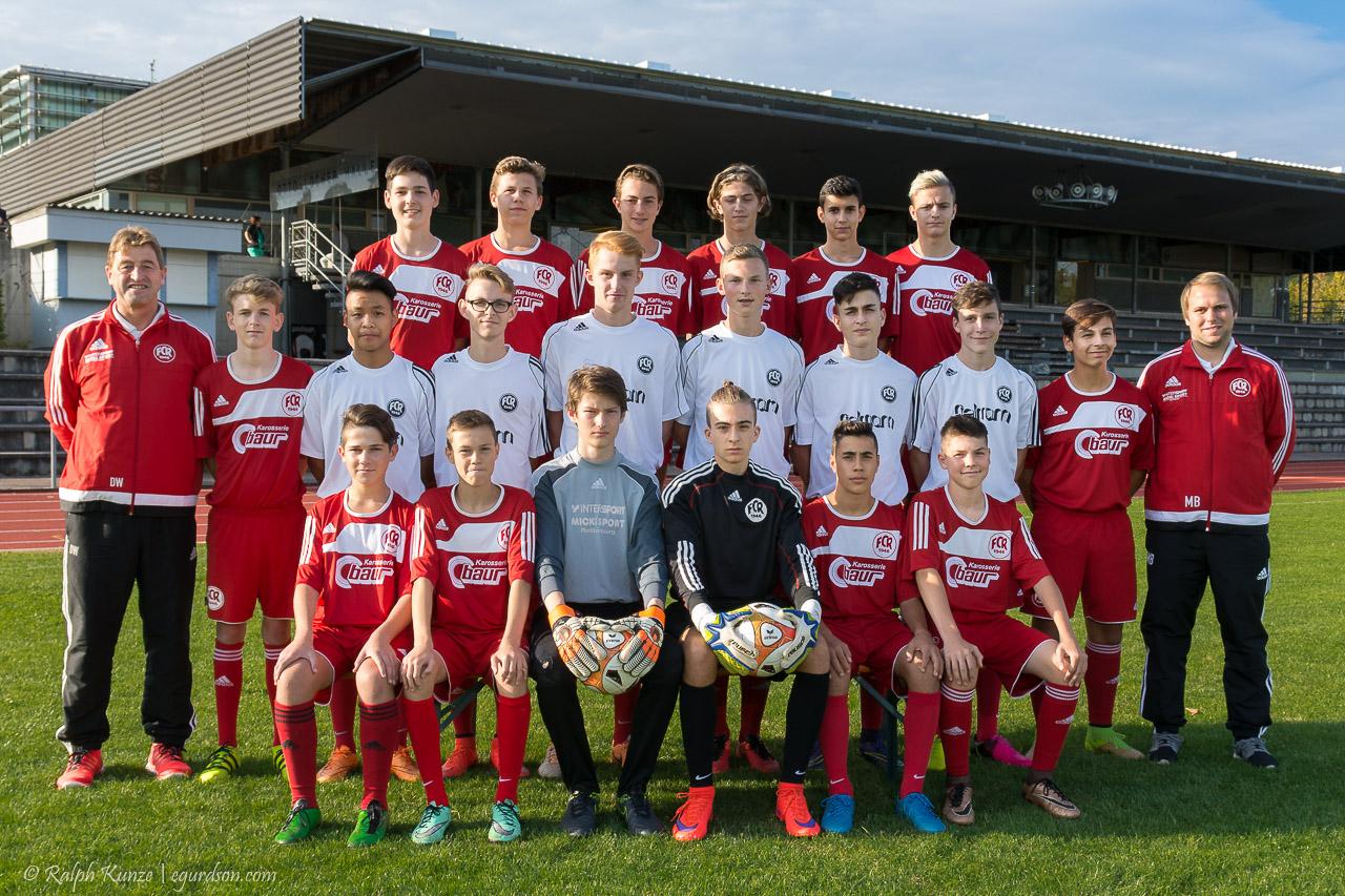 FC Rottenburg U16