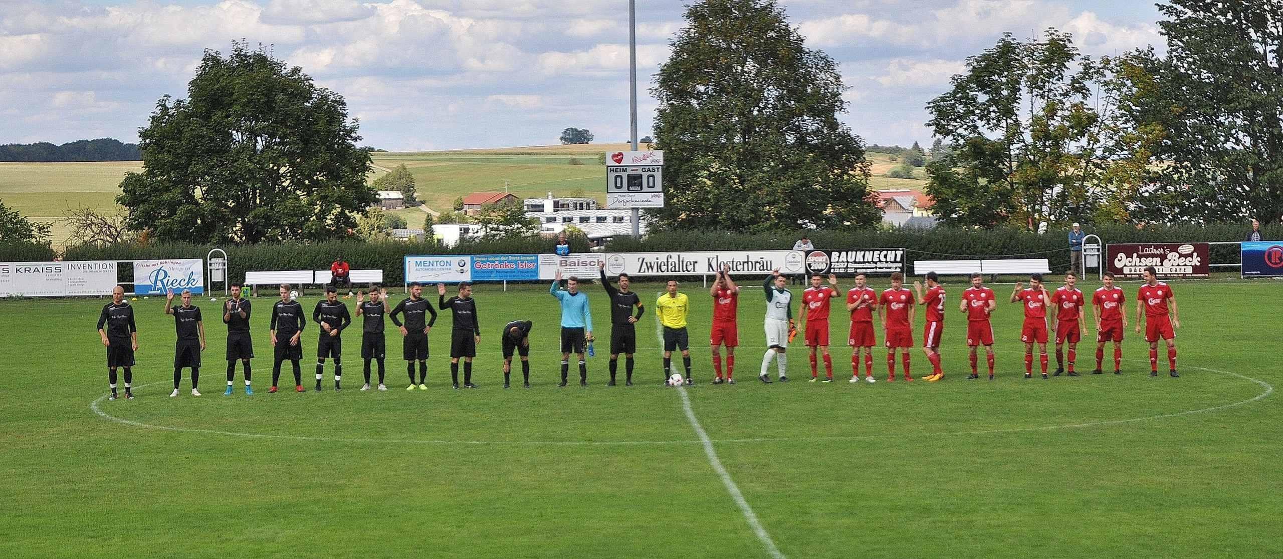 TSV Wittlingen – FC Rottenburg 1946 e.V.