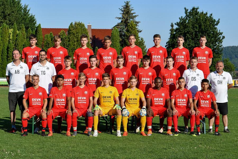 B1-Junioren | U17