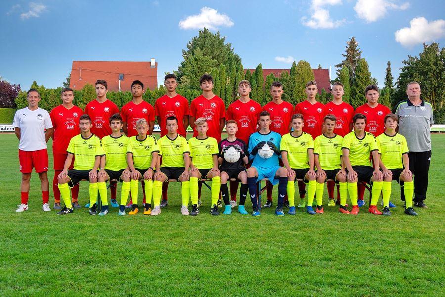 B2-Junioren | U16