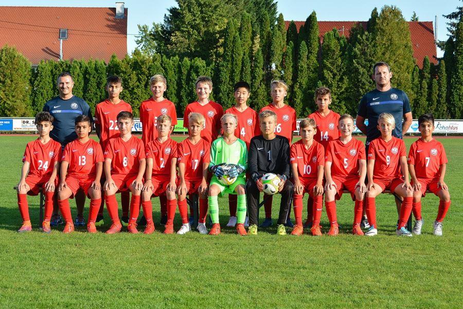 D1-Junioren | U13