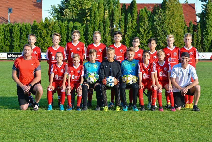 D2-Junioren | U12