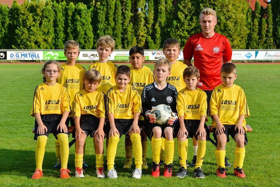 F2-Junioren | U8