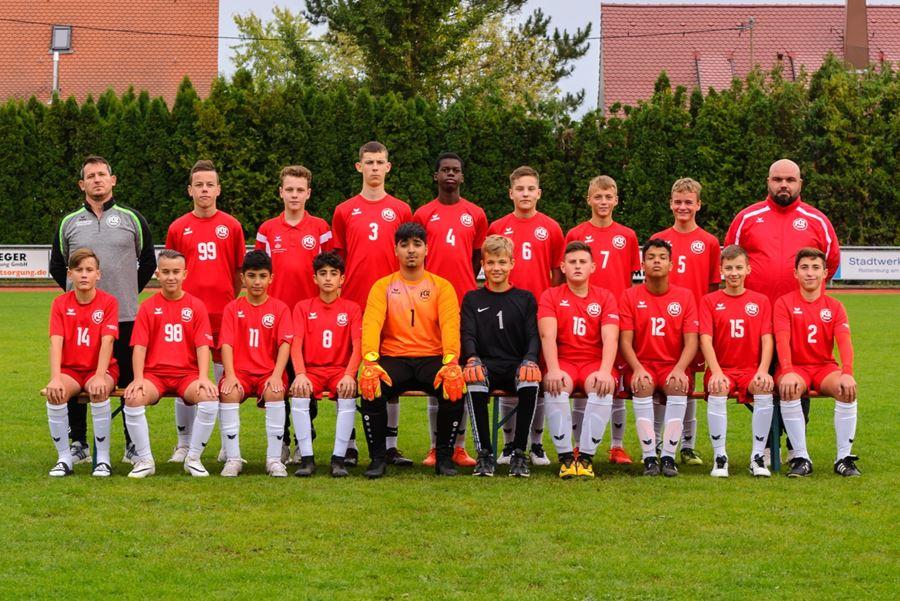 C2-Junioren | U14