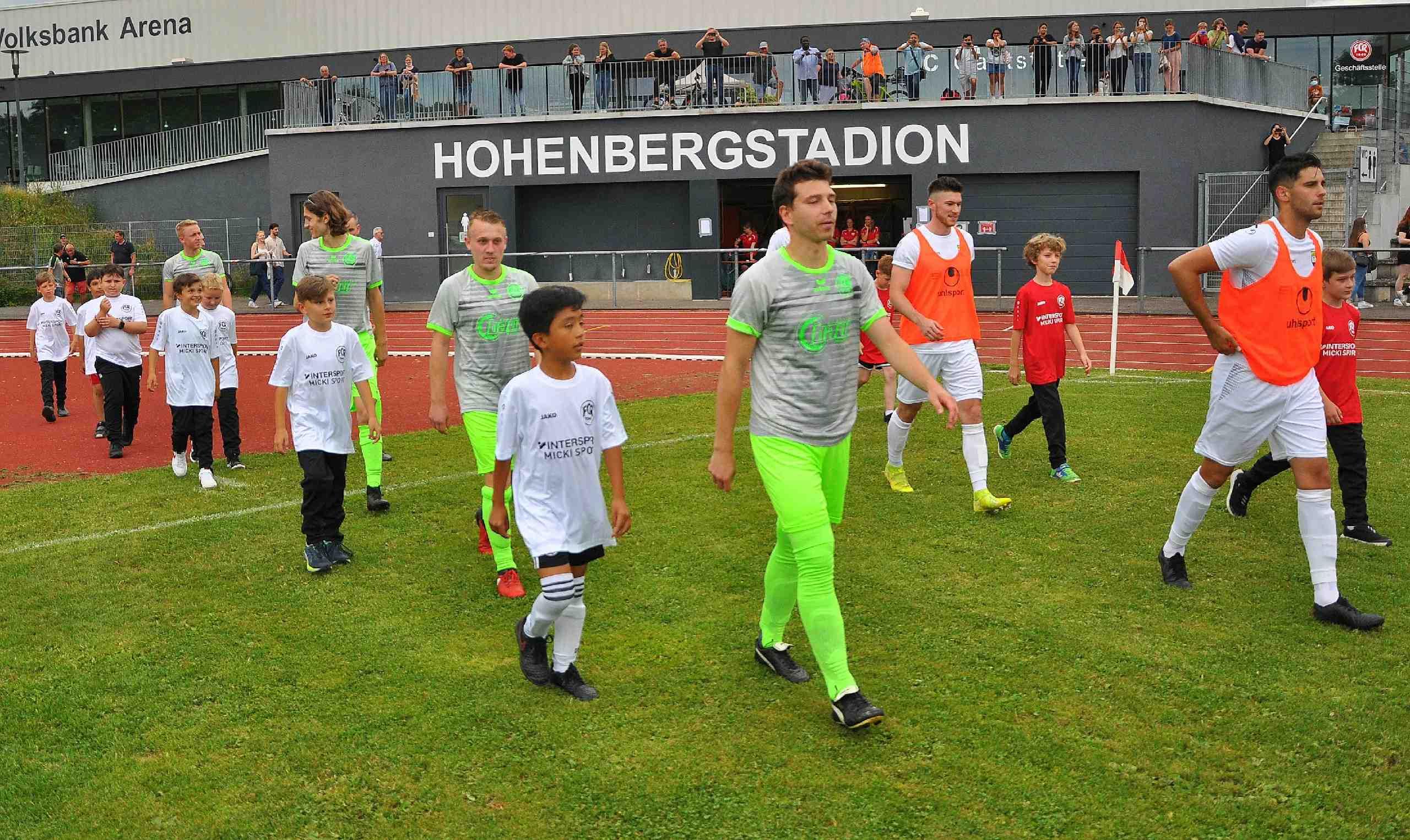 TSG Balingen – FC Rottenburg 8 e.V.